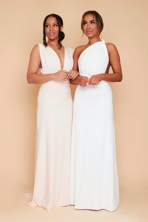 Francesca Soft Touch Multiway Bridesmaid Dress