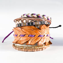 Load image into Gallery viewer, Epic Jenny Super Chunky Fishtail Adjustable Bracelet
