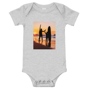 Surfing Together: Baby Onesie - A Collection Of Goods