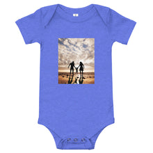 Load image into Gallery viewer, Family Walking Together: Baby Onesie - A Collection Of Goods