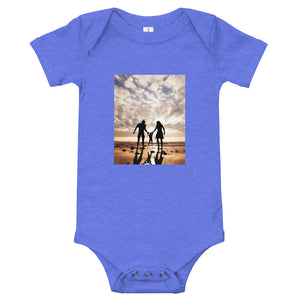 Family Walking Together: Baby Onesie - A Collection Of Goods