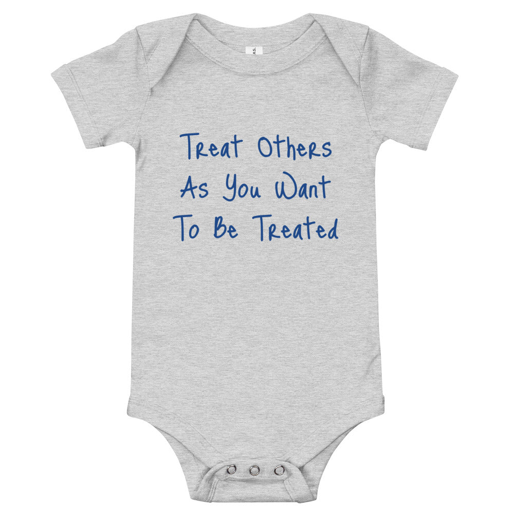Golden Rule: Baby Onesie - A Collection Of Goods