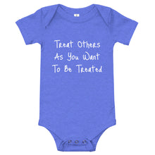 Load image into Gallery viewer, Golden Rule: Baby Onesie - A Collection Of Goods