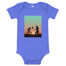 Load image into Gallery viewer, Football With Mom: Baby Onesie - A Collection Of Goods