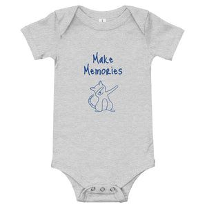 Make Memories: Baby Onesie - A Collection Of Goods
