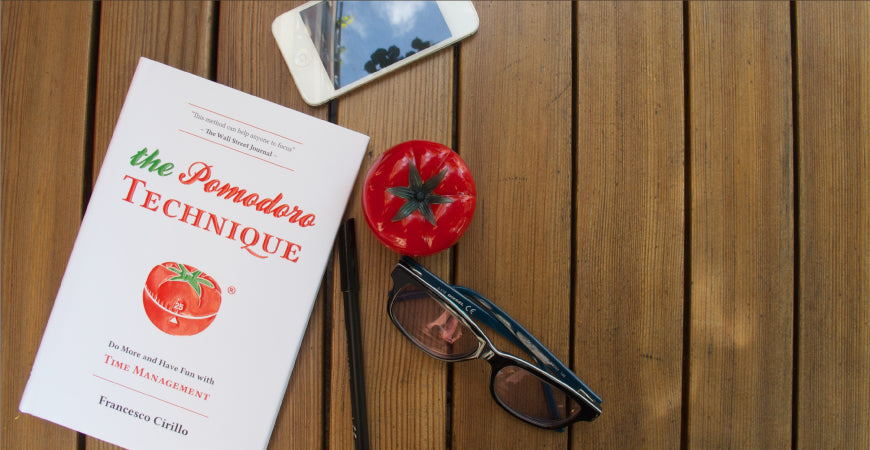 The Pomodoro Technique Book