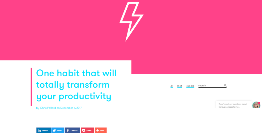 One habit that will totally transform your productivity