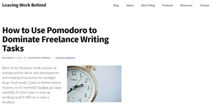 How to Use Pomodoro to Dominate Freelance Writing Tasks