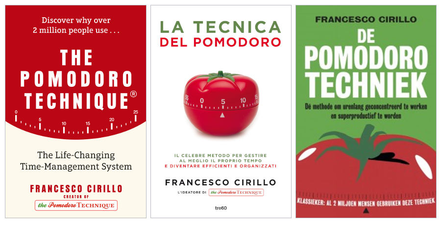 Step 02 Read the Pomodoro® Technique Book