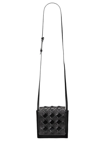 06-0071 Grid Shoulder Bag