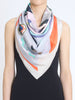 Art & Life Silk Scarf