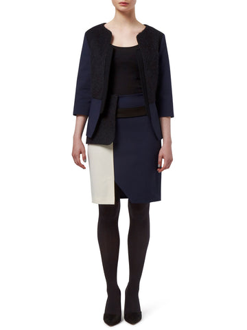 Voyager Stretch Cotton Blazer