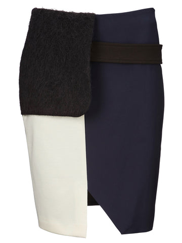 Voyager Stretch Cotton Skirt