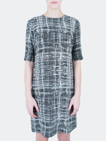 Woven Silk Dress