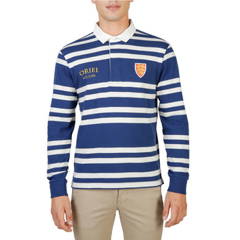 Polo homme Oxford University - ORIEL-RUGBY-ML