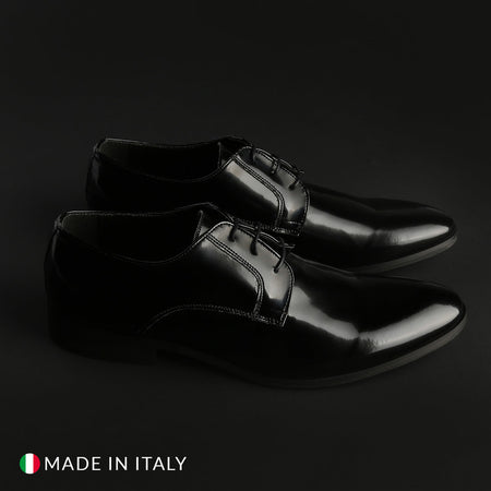 Chaussures à lacets homme Made in Italia - FLORENT_VERNICE