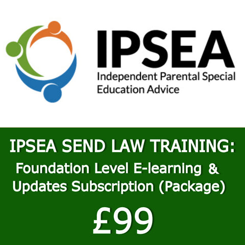 IPSEA Foundation modules & Updates package
