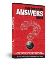 Cover Image for The Creation Answers Book
