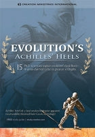 Cover Image for Evolution's Achilles' Heels DVD