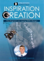 Cover Image for Inspiration From Creation DVD
