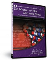 Cover Image for The Mystery of Our Declining Genes