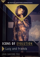 Cover Image for Icons of Evolution - Lucy and Friends