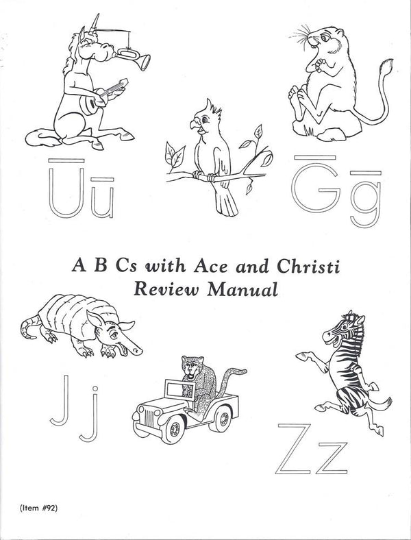 Cover Image for ABC'S Review Manual