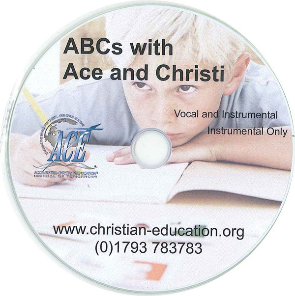 Cover Image for ABC's Songs on CD