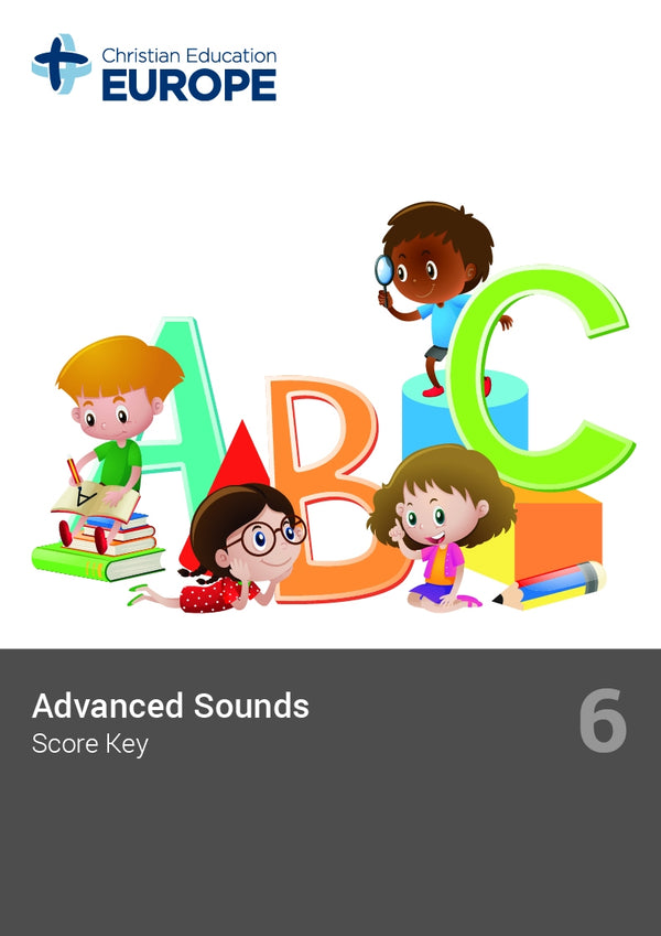 Cover Image for Advanced Sounds Key 6