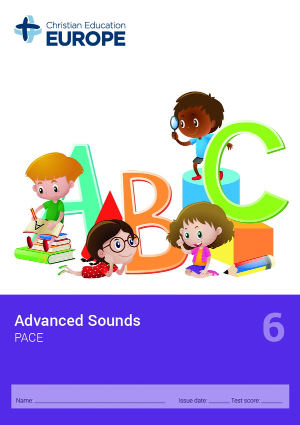 Cover Image for Advanced Sounds 6
