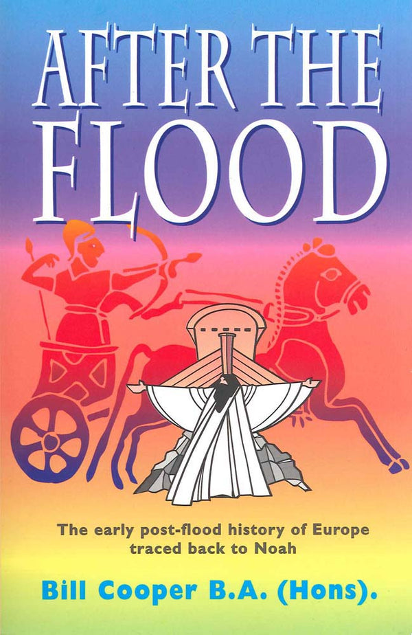 Cover Image for After The Flood - Literature Book