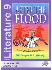 Cover Image for After the Flood Key