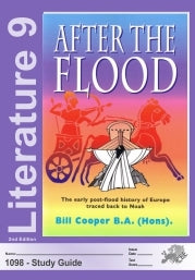 Cover Image for After the Flood Study Guide