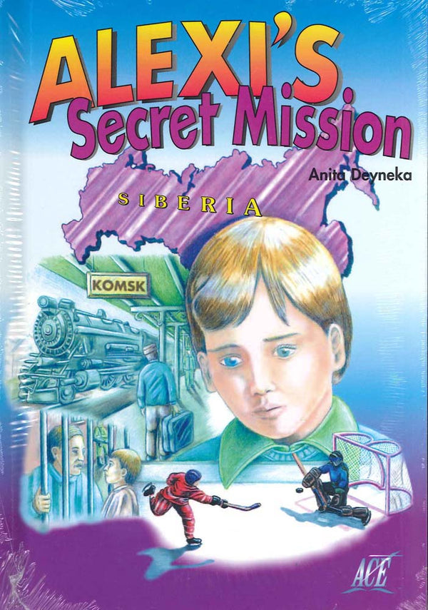 Cover Image for Alexi's Secret Mission