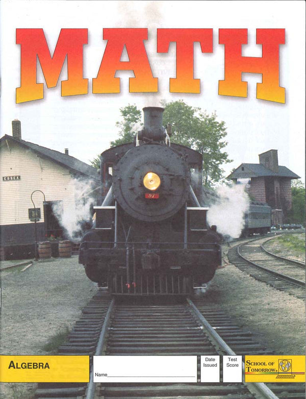 Cover Image for Algebra II - PACE 122