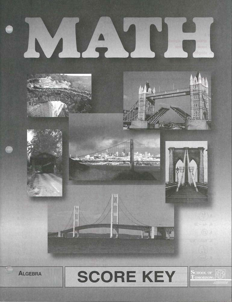 Cover Image for Algebra II Keys 127-129
