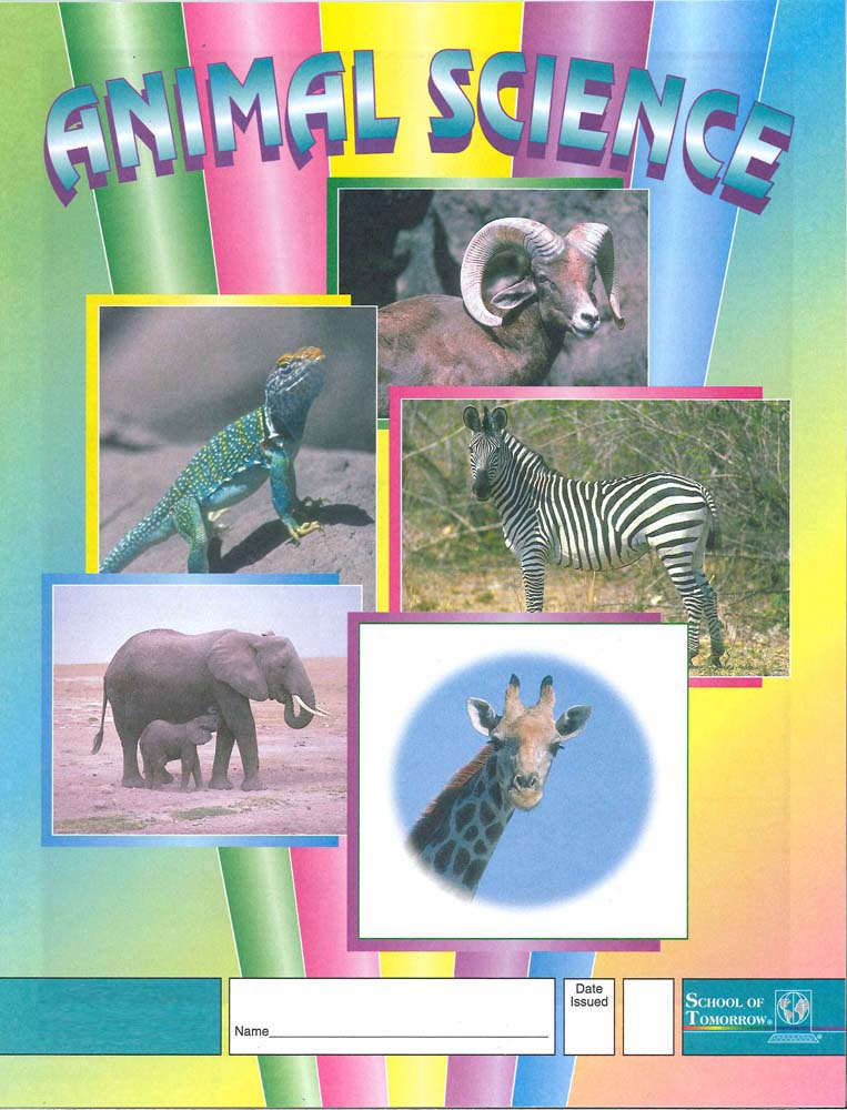 Cover Image for Animal Science 1