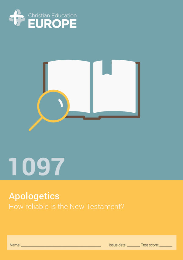 Cover Image for Apologetics 97