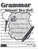 Cover Image for Australian Grammar Key - Unit 6