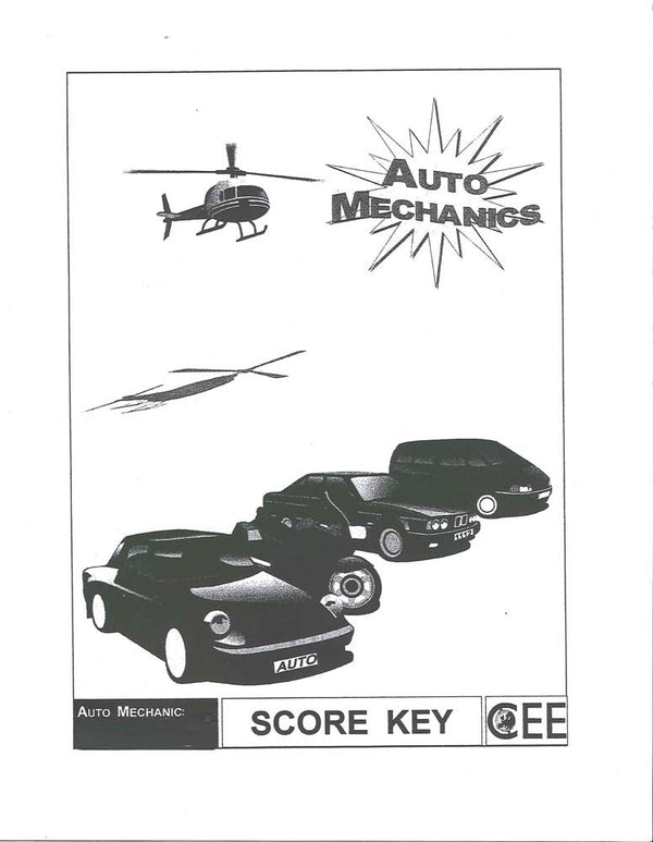 Cover Image for UK Auto Mechanics Key 109-111