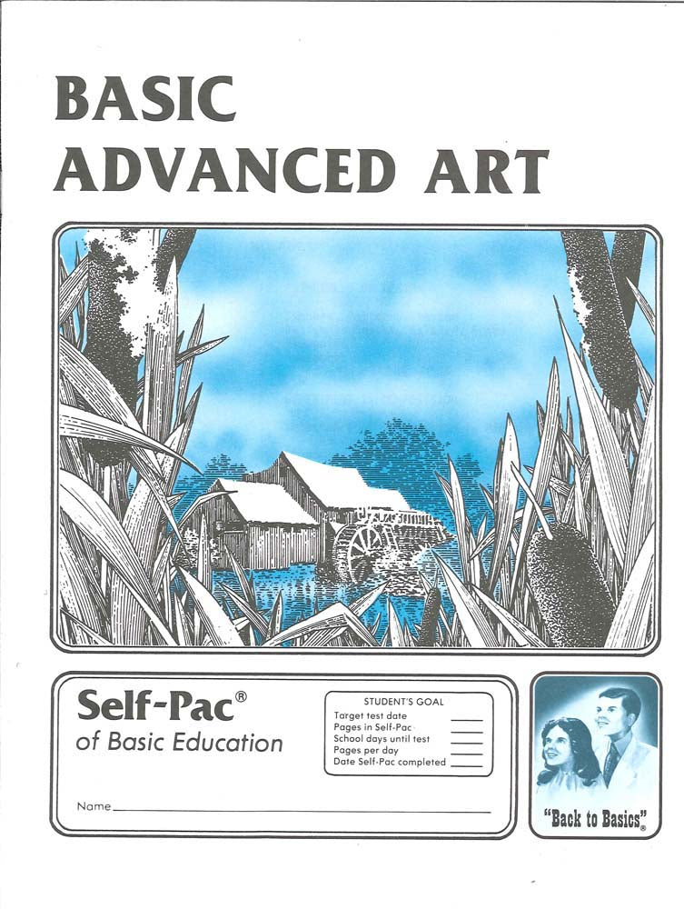 Cover Image for Advanced Art 107