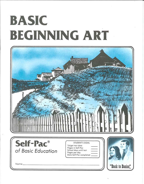 Cover Image for Beginning Art 74