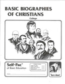 Cover Image for Biography of Christians 1