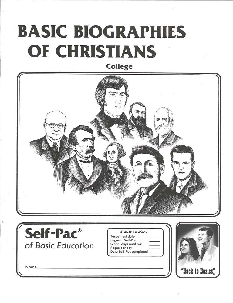 Cover Image for Biography of Christians 4