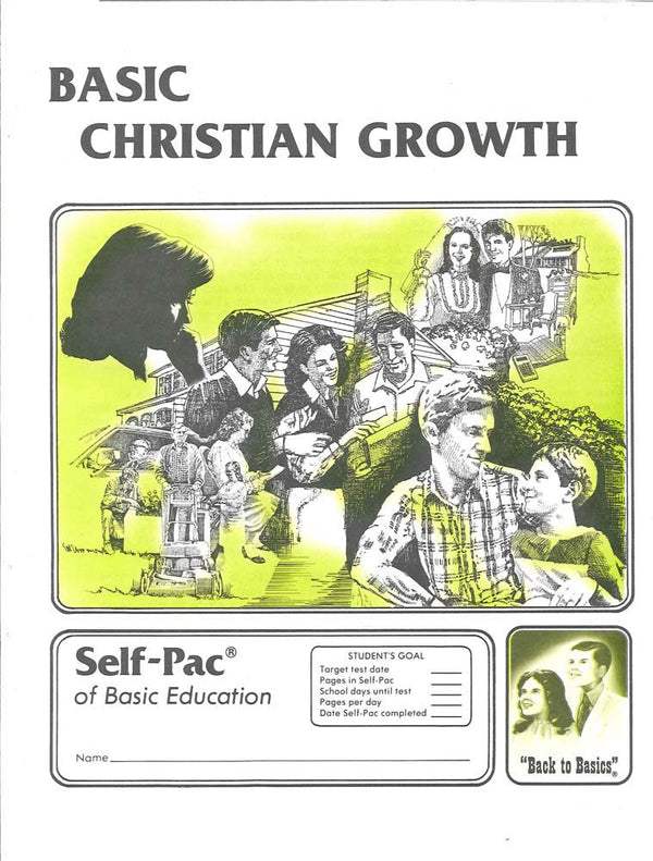 Cover Image for Christian Growth 134