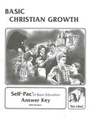 Cover Image for Christian Growth Keys 133-138