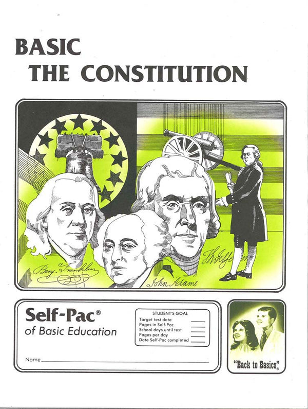 Cover Image for Constitution 133