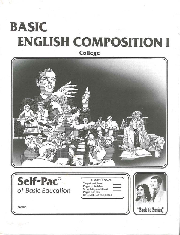 Cover Image for English Composition 1 PACE 1