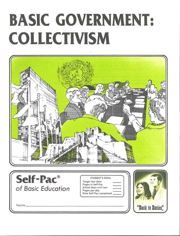 Cover Image for Collectivism 134