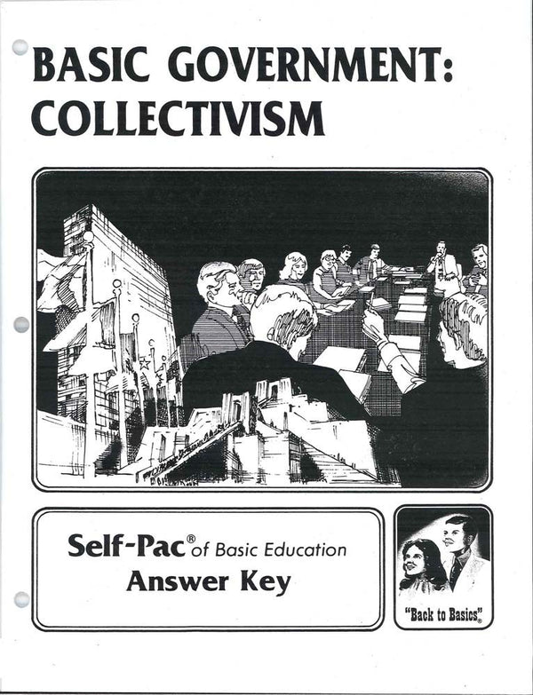 Cover Image for COLLECTIVISM KEY 133-135